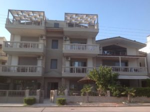 Reservation and Accommodation in apartments, maisonettes and Hotels in Keramoti Greece